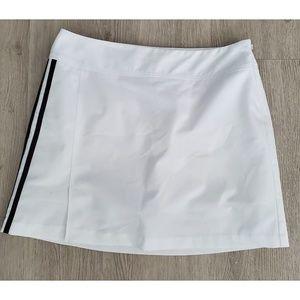Adidas White Skirt Size 4